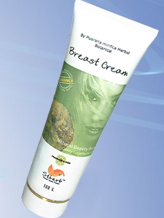 St. herb Breast Cream
