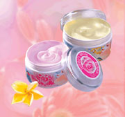 Body Spa Rose Cream by Bio-Woman